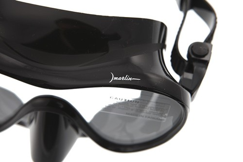 Маска Marlin Frameless Duo Black фото 5